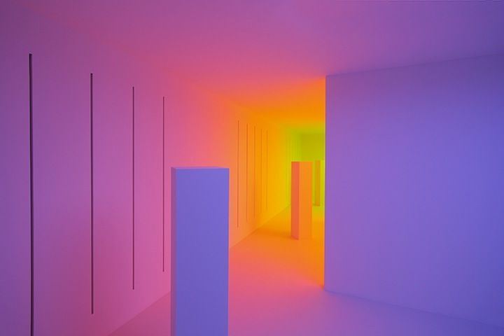 Carlos Cruz-Diez: Chromosaturations