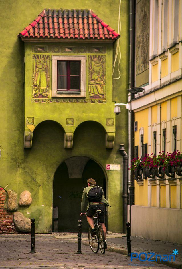 Poznan Poland, Stare Miasto [fot. M. Kolasa]                                                                                                                                                                                 More