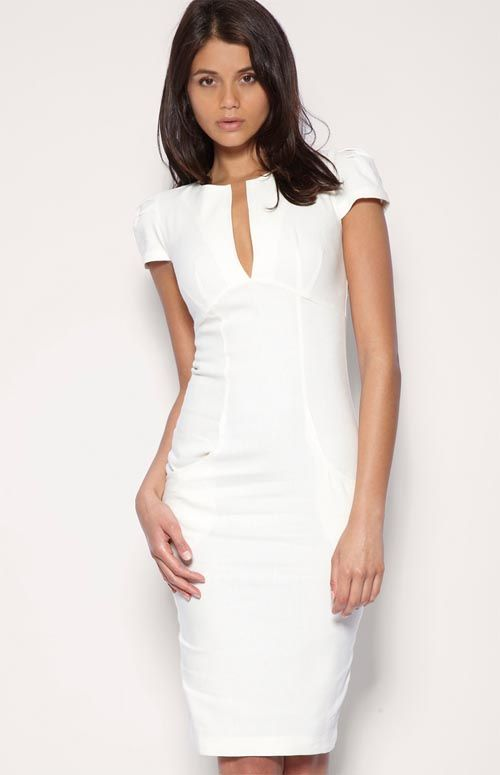 Best 25  White Dresses For Women ideas on Pinterest | Summer night ...