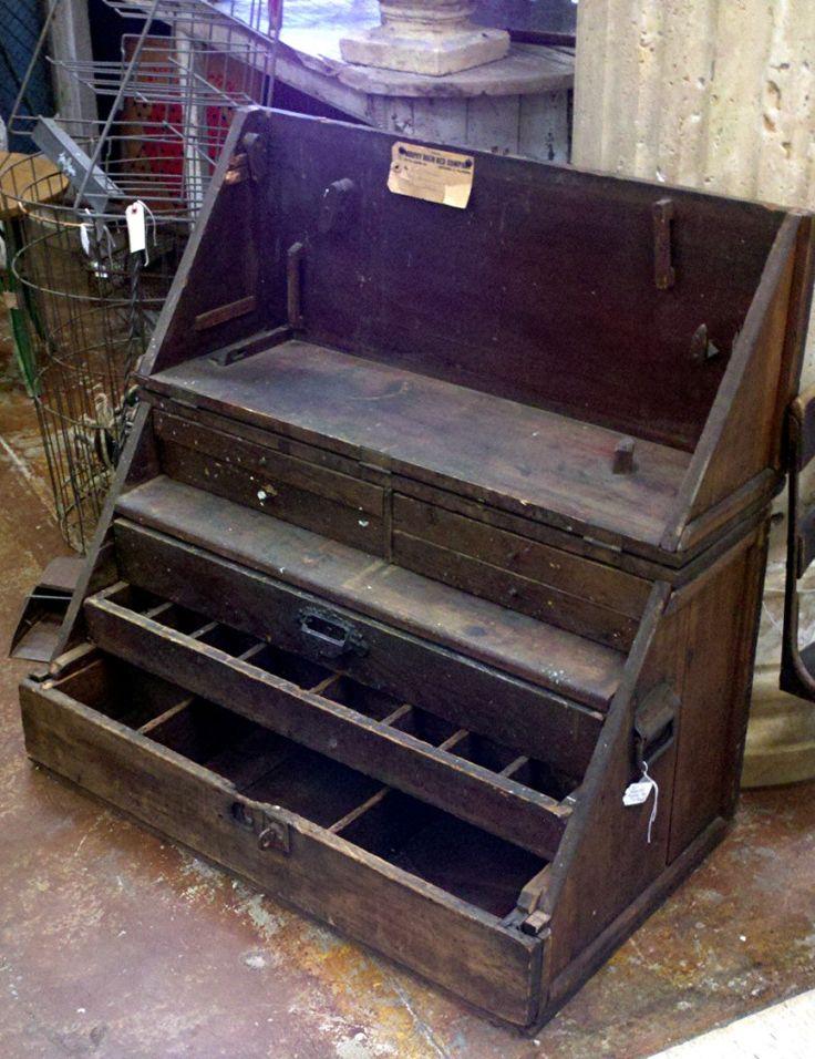 25 Best Ideas About Tool Box Dresser On Pinterest: 25+ Best Ideas About Old Tools On Pinterest