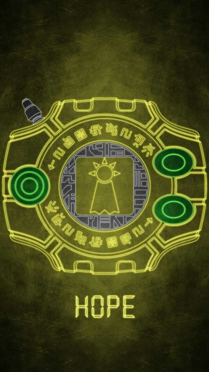 Digivice - The Crest of Hope