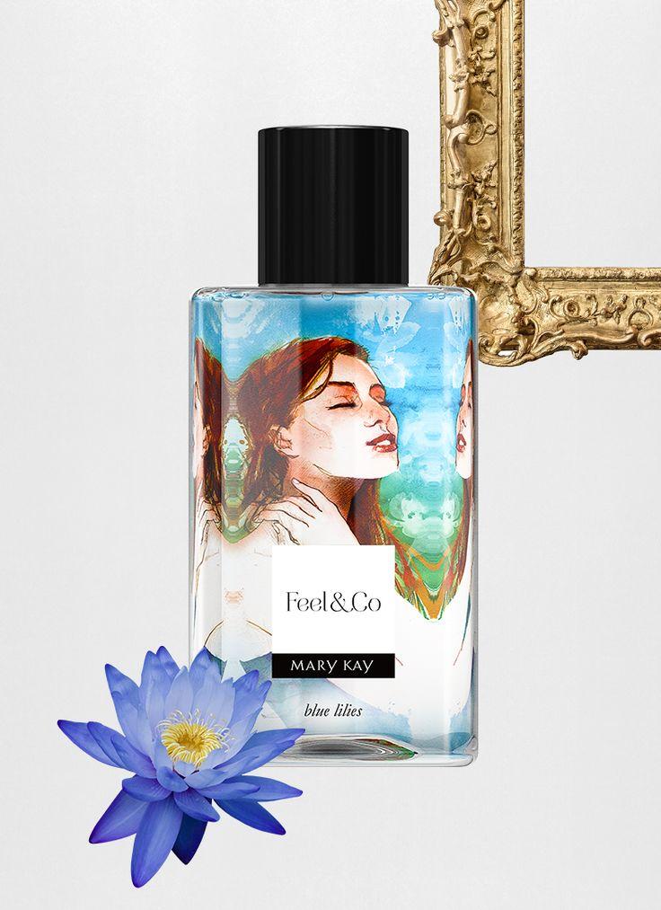 O Feel&Co™ Fine Mist Blue Lilies te faz sentir renovada e conectada com a natureza. Essa fragrância se abre com um banho de frescor junto ao aroma de lírios d'água unidos à doçura e alegria das frutas verdes. Sua graciosidade desperta a sensação de um banho refrescante e delicioso, que acolhe, relaxa e te renova a qualquer hora do dia.