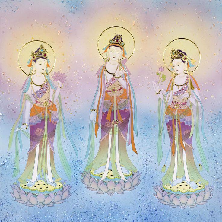 Celestial Dakinis Protect Devotees