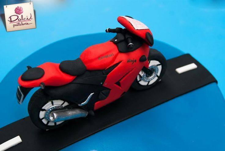 91 best images about torta tema moto on Pinterest ...