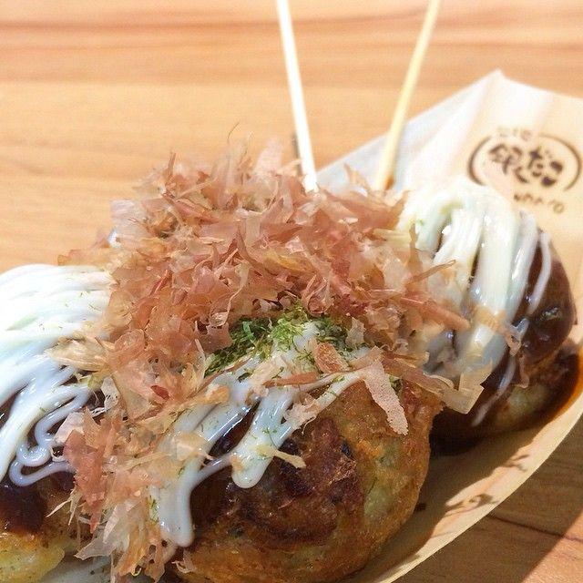 Tsukiji Gindaco 築地銀だこ ::