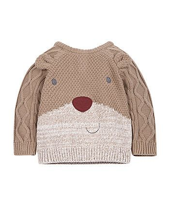 Knitted Deer Jumper