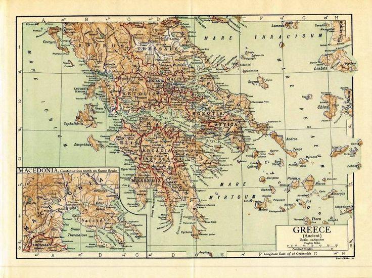 Ancient Greece, 1910
