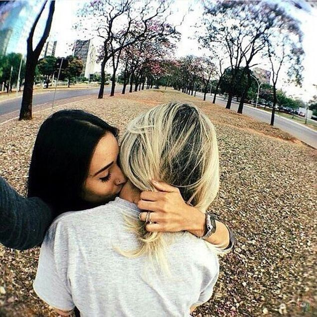 Lesbian Love is one of the most profound emotions and is therefore often indescribable.http://www.evematch.com/ #Lesbian #Gay #LGBT #Queer #Love #Girlswholovegirls #Inspiration #Kiss