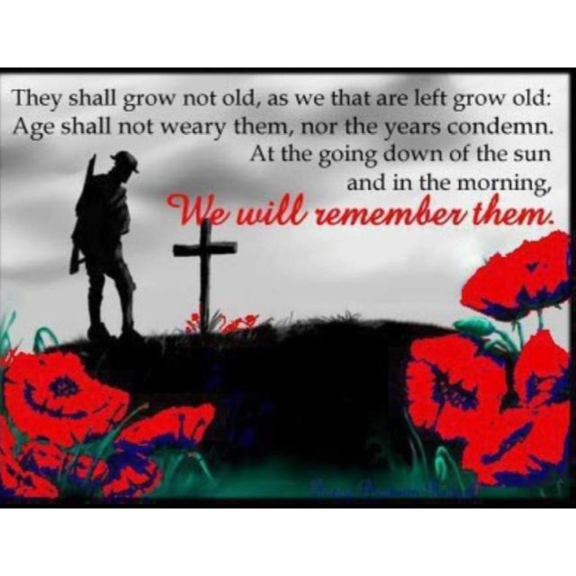 ANZAC* Day *Australian and New Zealand Army Corps