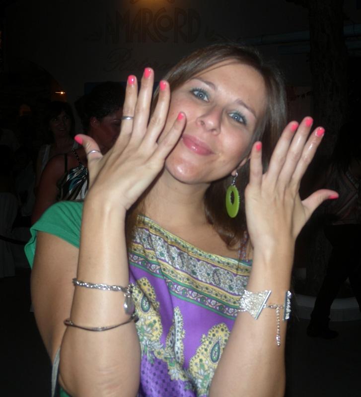 CND Shellac Manicure in Tutti Frutti