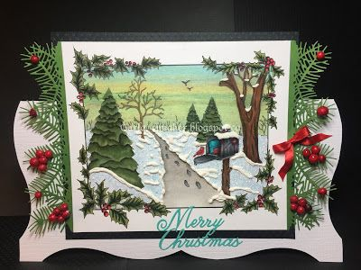 Craft Addicted: A Christmas Card Challenge!