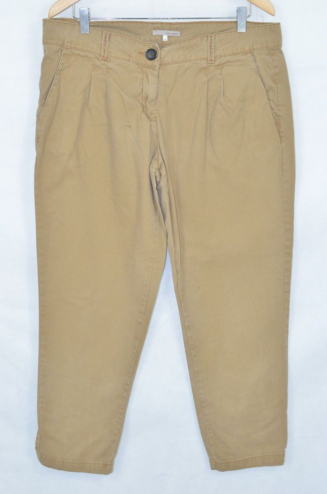 Womens Embroidered Lyocell Trousers Regular JD Williams