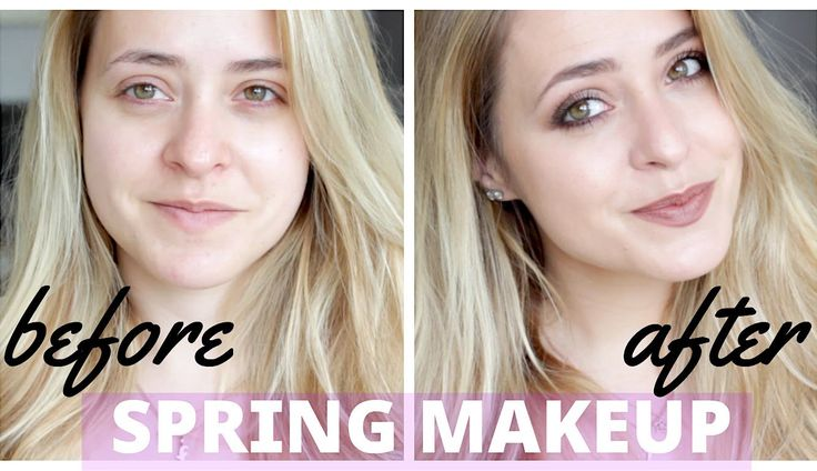 My Everyday SPRING Makeup!