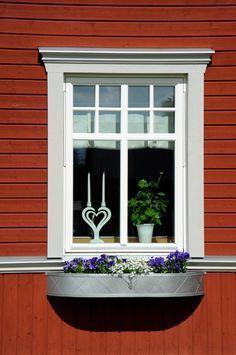 Bildresultat för renovera gamla fönsterfoder