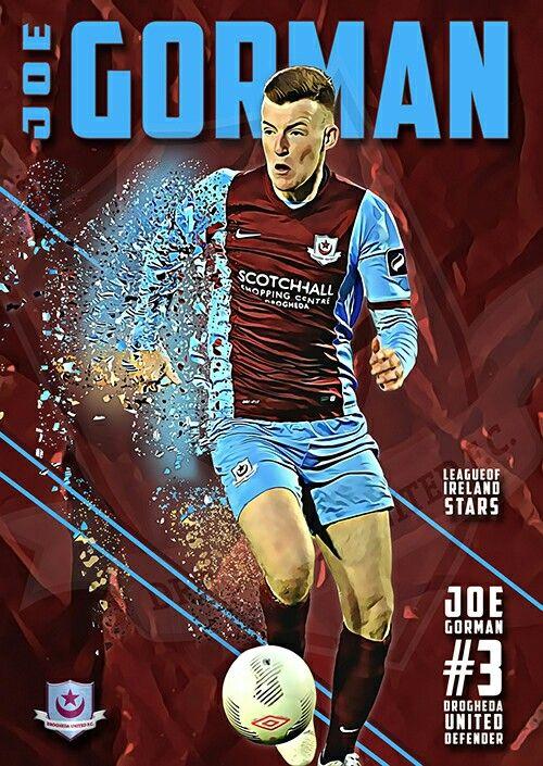 Joe Gorman - Drogheda United