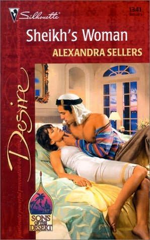 book cover of     Sheikh's Woman      (Sons of the Desert, book 7)    by    Alexandra Sellers