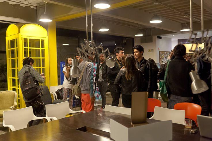 Behance Colombia, una noche de inspiración y creatividad. - Infinitylab