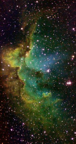 Mini Wizard Nebula | by Astrocatou