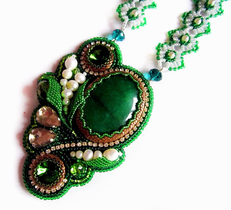 Best images about jewelry inspiration bead embroidery