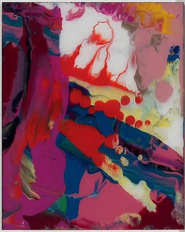 Gerhard Richter, Sinbad, detail