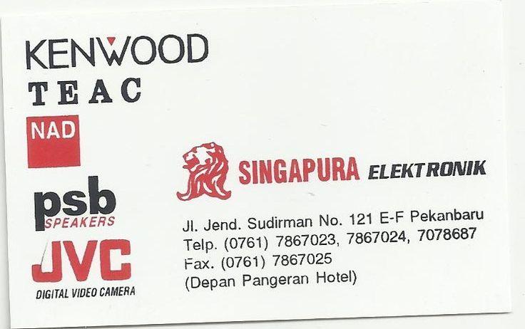 Singapura Elektronik