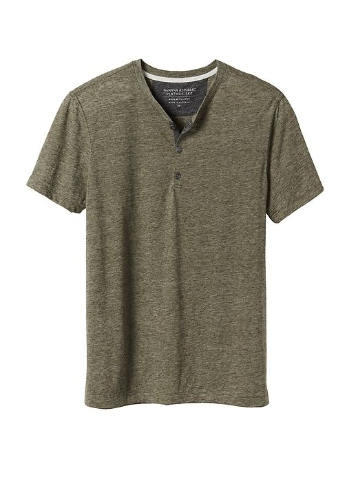 6499cc7f Banana Republic Mens Vintage Henley | Products | Mens tops, Piece of  clothing, Mens fashion:__cat__