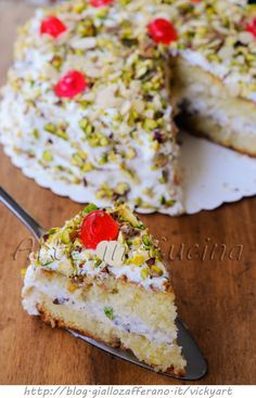 Fedora Sicilian ricotta cheese cake | Torta Fedora alla ricotta ricetta siciliana | Arte in Cucina