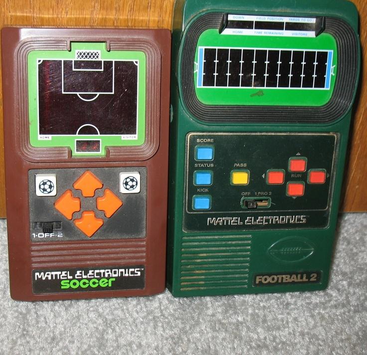 Vintage Electronic Games 73