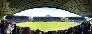 Hillsborough Stadium, God's country.