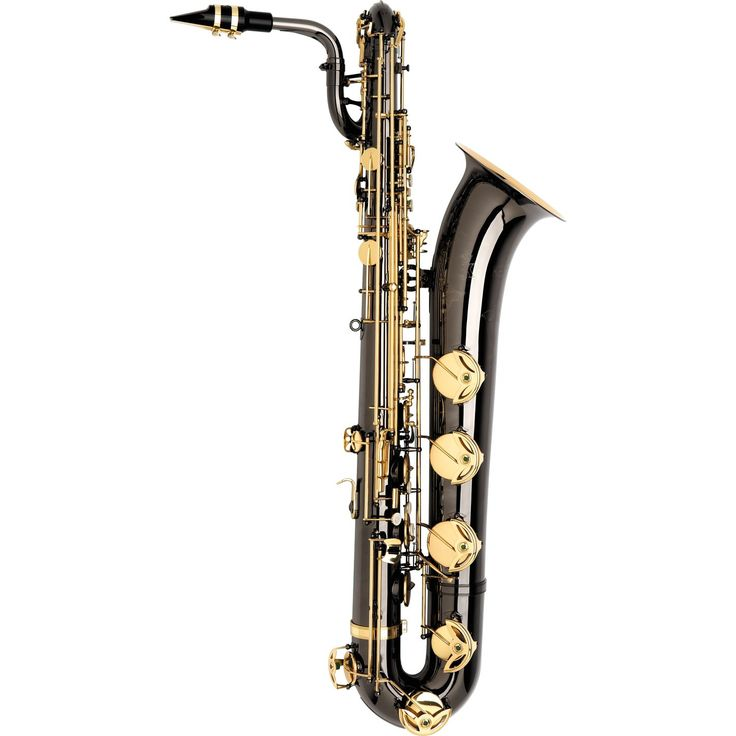 Baritone Saxophone | Keilwerth SX90R Baritone Saxophone Black Nickel To Low A | Music123, I played this incredibly entertaining instrument for two years in the orchestra for the show-choirs and Jazz band at my school. The photo I used is a stock photo for sales website. This is the Baritone Saxophone that I would buy if I had the money. Maybe one day Ill be able to afford it.