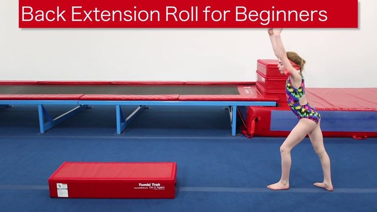 Back Extension Roll Drill for Beginners Many beginners ...