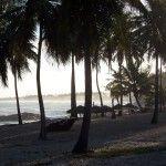 Costa do Sauípe na Bahia. Sol, mar e coqueiro para descansar.