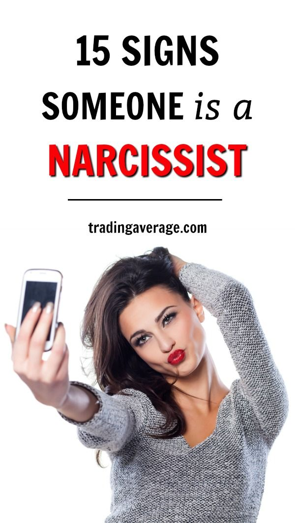 15 Signs Someone is a Narcissist | Mental Health | Mental