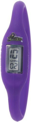 East Carolina Pirates NCAA Digital Silicone Watch (Purple) by Rumba Time. $9.72. 3 Different Sizes for Everyone!. Water Resistant. Digital Silicone Unisex Watch. Ultra Lightweight at only 10 grams. Comes in a test tube packaging. Hey sports fans! Are you up for anything?  This is the ultra stylish and comfortable silicone digital watch that started the trend.  You'll have no problem mixing and matching your favorite team's colors. Small-Children and Small Women, Mediu...