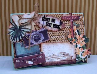 Best of Betsy's - using Kaisercraft's Paradiso collection