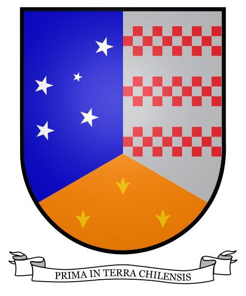 Escudo de la XII Regíon de Magallanes y Antártica Chilena. es.wikipeda.org