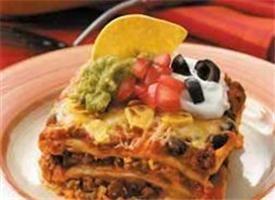 mexican lasagna: Sour Cream, Mexicans Lasagna, Ground Beef, Maine Dishes, Yummy Food, Lasagna Recipes, Mexican Lasagna, Ground Turkey, Daily Dishes