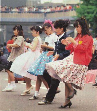 80年代のファッション, ファッション史, 80年代のもの, 日本文化, 80秒, ロカビリー, ボディーランゲージ, 1980, Let\u0027s  Dance