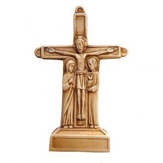 La crocifissione color avorio | vendita online su HOLYART