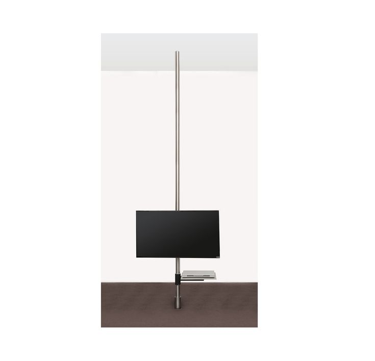 Tv Halter Post Art129 1 Produktdesign Wissmann Raumobjekte Tv Stojki Televizor Vystavki
