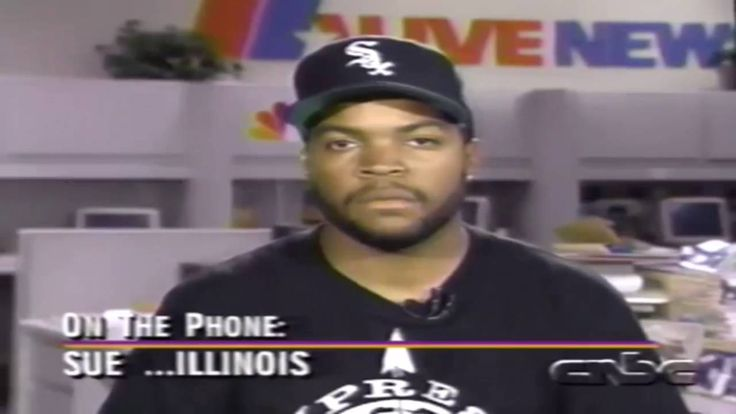 Ice Cube talks about No Vaseline Jerry Heller Jewish People Anti-semitic...