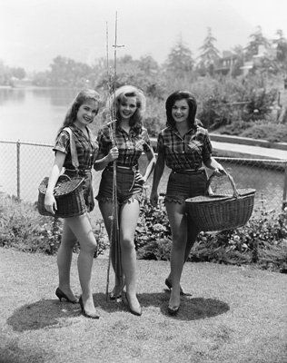 Remember the girls at Petticoat Junction??