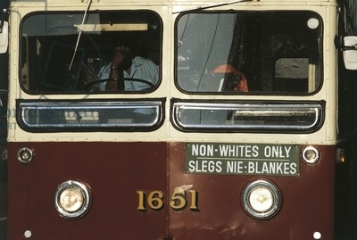 bus south africa apartheid - Google Search
