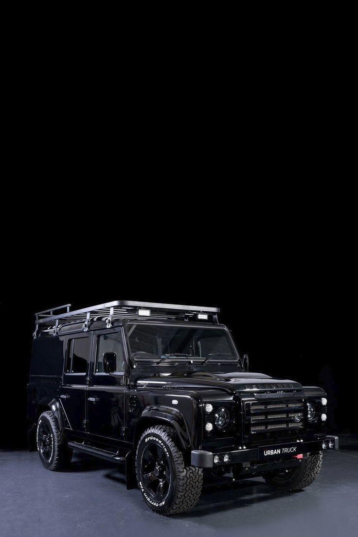 Land Rover Defender 110 - Urban Truck Ultimate Edition