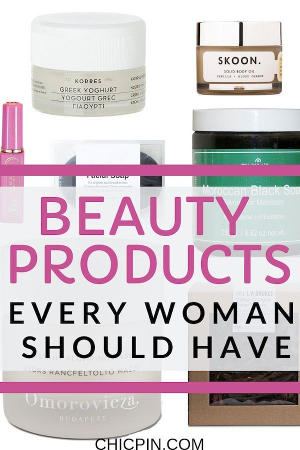 These Are Beauty Products For Any Woman Beauty Products Every Woman Should Have Beauty Essentials Beauty