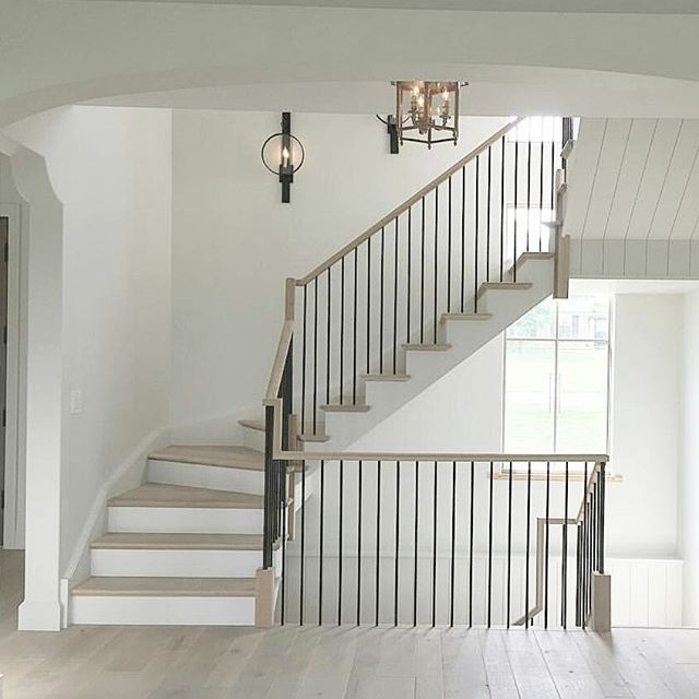 25 Best Ideas About Glass Stair Railing On Pinterest: 25+ Best Ideas About Oak Handrail On Pinterest