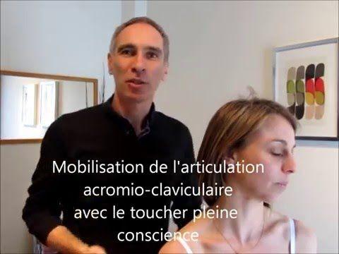 Traitement d'une Tendinite à l'épaule par Mobilisation de l'épaule - Fra...