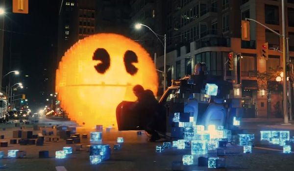 The New Pixels Trailer Is Somehow Even More Outrageous - CINEMABLEND