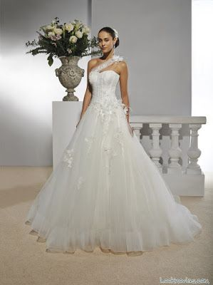 Vestidos de novia juveniles