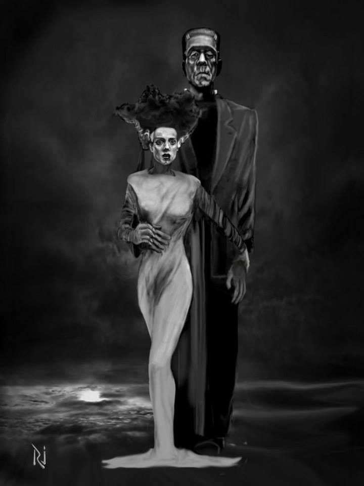 frankenstein and his monster relationship